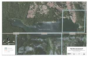 Eightmile Lake Easements (Aspect Nov. 2014)