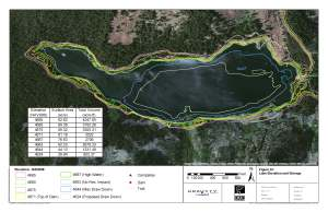 Eightmile Lake elecvations (campsite, trails) Pages from Icicle ID Instream Flow Options Report (7-25-14)-3